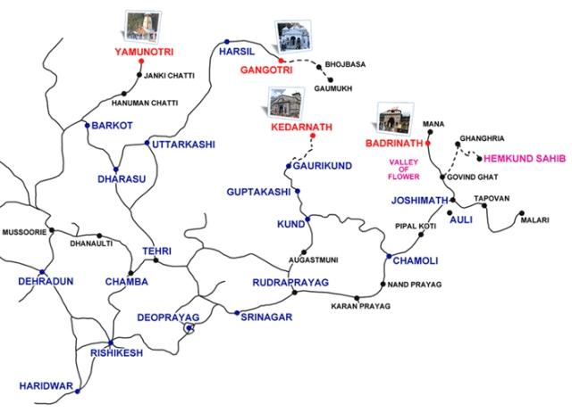 chardham-route