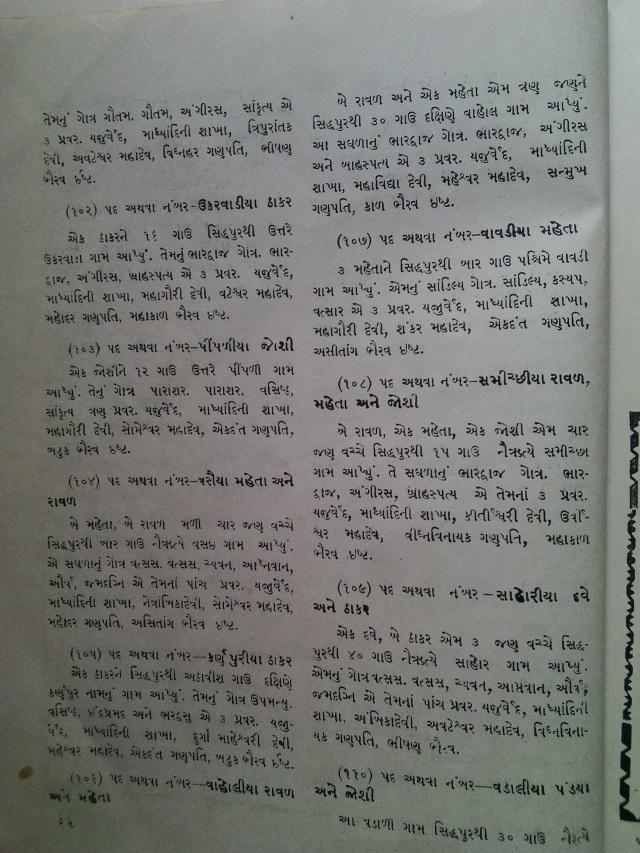 Brahmin gotra system - 18