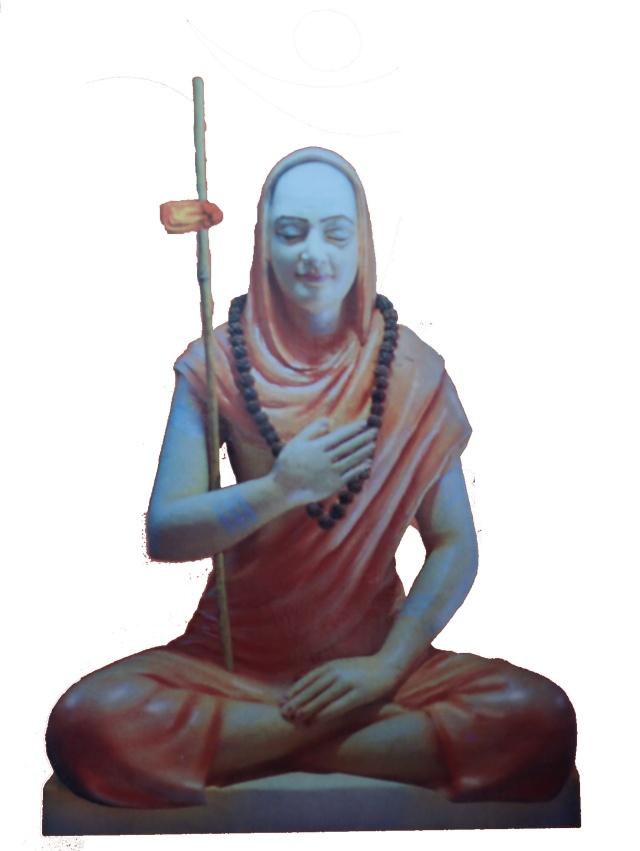 Shri_Gaudapadacharya_Statue